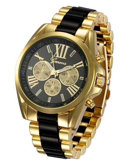Picture of Men's Watch Fashion Stylish All Match Quartz Watch Accessory - One Size
