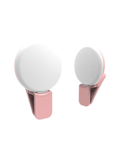 Picture of LED Fill Light External Multi-Function Portable Lighting Lamp Beauty Selfie Auxiliary Tool