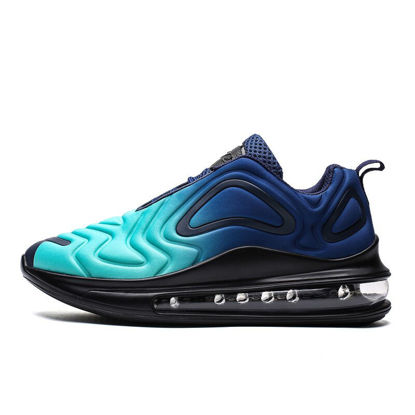 Picture of SUOVEKGO Men's Training Shoes Color Block Damping Shoes - 43
