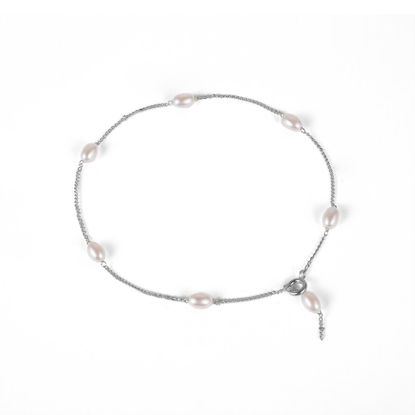 Picture of Women's Anklet Chain Fashionable Ladylike Anklet Chain - One Size