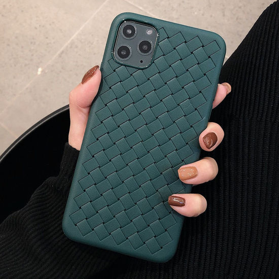 Picture of iPhone 11 Pro Max Phone Cover Solid Color Simple Case - iPhone 11 Pro Max