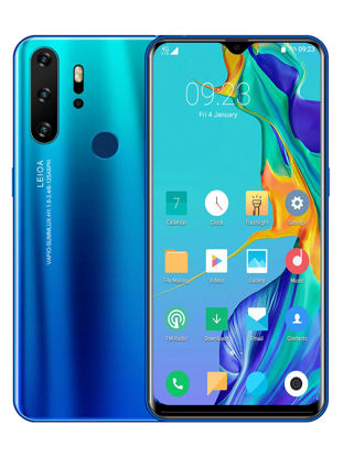 صورة Huitton P30 Pro 32GB ROM 3GB RAM 6.26-Inch Dual SIM 4G Mobile Phone - Size: Type:UK