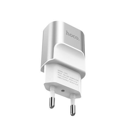 Picture of Wall Charger (without Cable) Hoco  C47A
