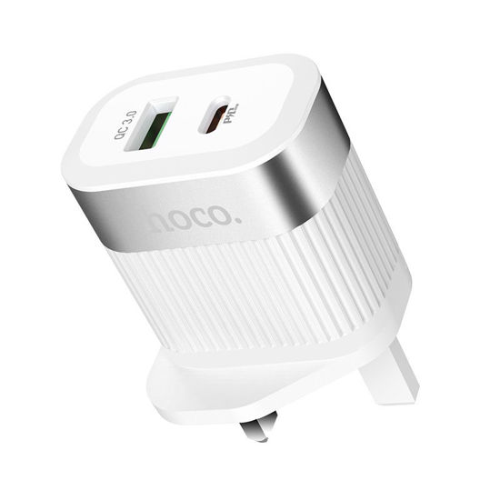 Picture of Wall Charger (without Cable) Hoco  C58B