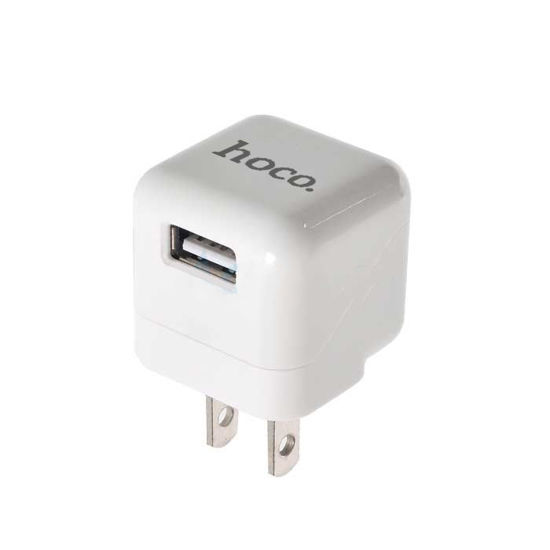 Picture of Wall Charger (without Cable) Hoco UH101