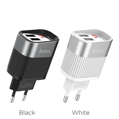 Picture of Wall Charger (without Cable) Hoco C40A