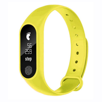 صورة Smart Watch M2 Bluetooth 4.0 Multi-function Fitness Watch Accessory - One Size