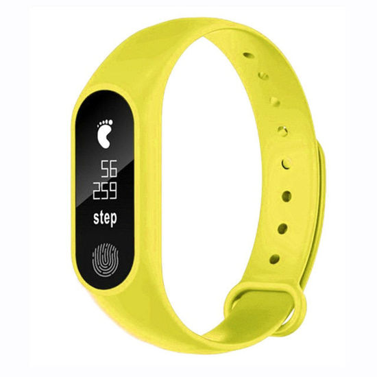 Picture of Smart Watch M2 Bluetooth 4.0 Multi-function Fitness Watch Accessory - One Size