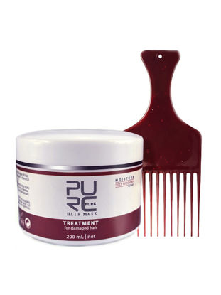 Picture of Keratin Hair Mask For Damage Hair Protective Repair Treatment 200ML