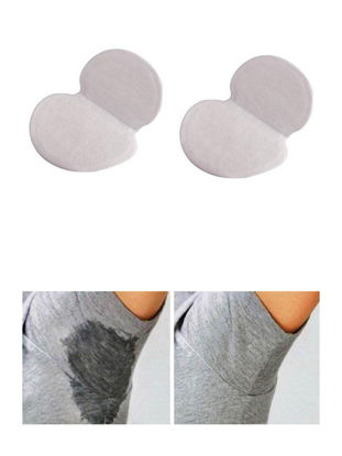 Picture of 12 Pcs Summer Armpits Sweat Pad Disposable Deodorants Underarm Anti Perspiration Absorbing