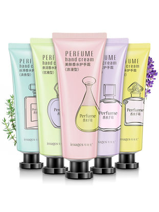 Picture of 5Pcs Hand Cream Set Natural Plant Smooth Whitening Hand Care