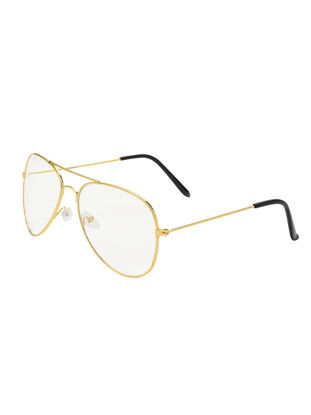 Picture of Women's Eyeglasses Fashion Simple Design Metal Frame Eyewear - One Size