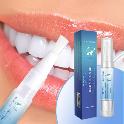 Picture of 1Pc Daily Life Portable 4ml Bright Tooth Bleaching Gel Pen Dental Whitening Easy to use Dental Teeth Whitening Essence