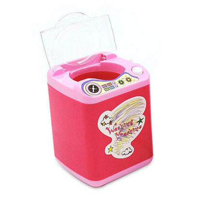 Picture of Makeup Brush Cleaning Dryer Tool Brush Cleaners Automatic Cleaning Washing Machine