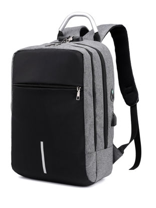 Picture of Men's Backpack Bag Brief Design All Match Large Capacity Fashion Bag - One Size