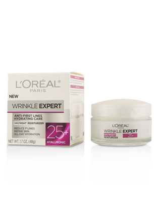 Picture of L'oreal Skincare Moisturizing Wrinkle Expert 25+ Day/Night Moisturizer