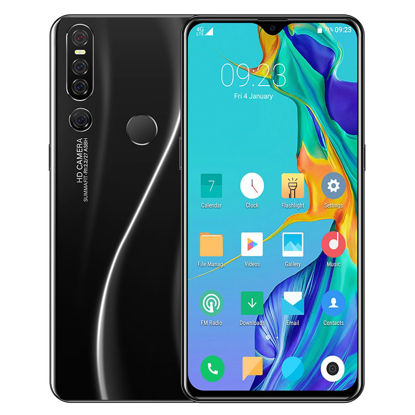 Picture of Huitton P30 Pro 32GB ROM 3GB RAM 6.26 Inch Dual SIM 4G Mobile Phone - Type:UK