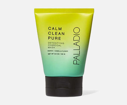Picture of PALLADIO CALM CLEAN PURE DETOXIFYING CHARCOAL MASK