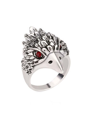 Picture of Men's Ring Personality Fashionable Cool Styish Ring Accessory - 8