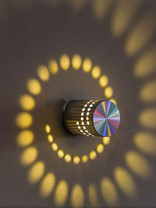 Picture of Wall Lamp LED Colorful Creative Modern Ceiling Lamp Aisle Light