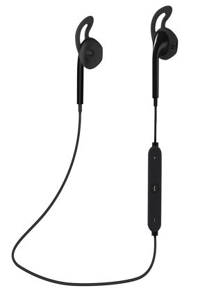 Picture of Headphone Stereo Music Sports Wireless Mini Bluetooth V4.0 Portable Headset-Black