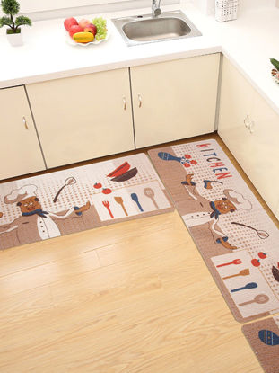 Picture of 1Pc Home Mat Creative Cartoon Pattern Antiskid Mat Floor Mat - XL