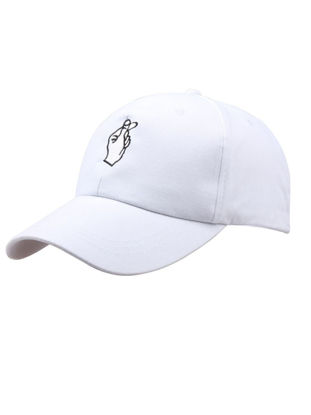 Picture of Men's Simple Baseball Cap Personality Embroidery All Match Casual Sunhat - One Size