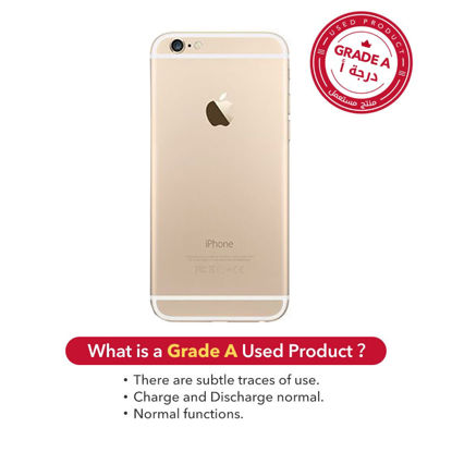 Picture of [Used Products][Grade A]Apple iPhone 6 With Facetime Mobile Phone 4G Lite - Type:UK