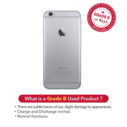 Picture of [Used Products][Grade B]Apple iPhone 6 With Facetime Mobile Phone 4G Lite - Type:UK