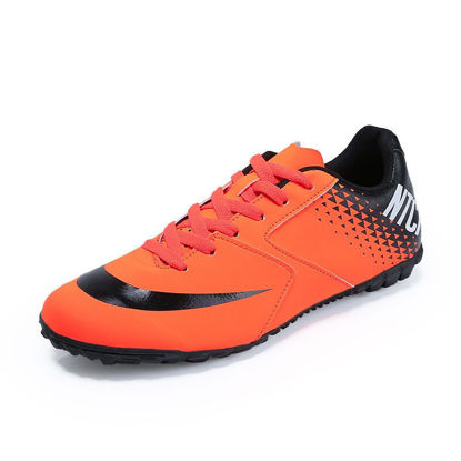 Picture of Men's Training Shoes Anti Skidding Breathable Damping Football Shoes - 41
