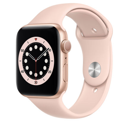 Picture of Apple Watch Series 6 GPS, 44mm Gold Aluminum