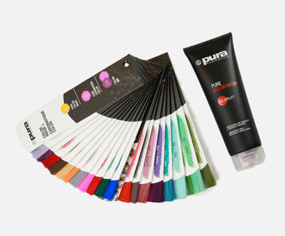 Picture of PURE COLOR MASK  MASK - Scarlet