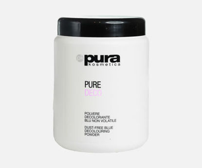 Picture of PURE DECO DUST FREE BLUE DECOLORING POWDER