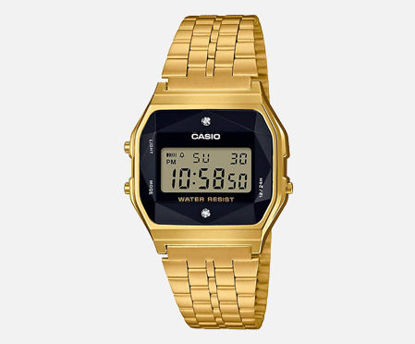 Picture of Unisex Vintage Collection Digital Watch A159WGED-1ADF