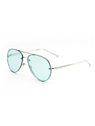 Picture of Men's Sunglasses Fashionable Classic Casual All Match Glasses Accessory - Size: One Size