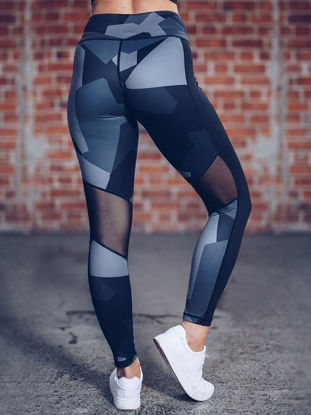 Picture of Women's Sports Pants Yoga Comfortable Breathable Sports Clothing - Size: XL