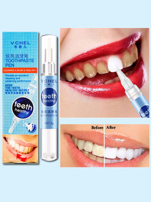 Picture of 1 Piece Teeth Whitening Pen Remove Stains Cleaning Teeth Protective Oral Care