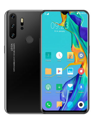 Picture of Huitton P30 Pro 32GB ROM 3GB RAM 6.26-Inch Dual SIM 4G Mobile Phone - Size: Type:UK