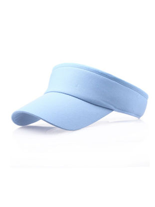 Picture of Unisex Sports Baseball Cap Solid Color Casual Style Sun Cap - Size:One Size