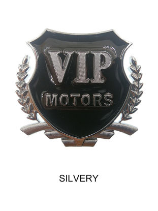 Picture of Car Sticker Metal VIP Label Vehicle Decal