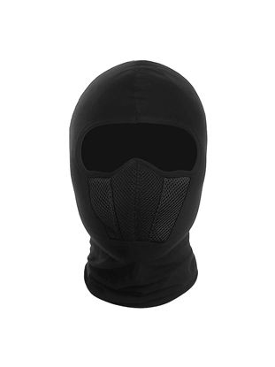 Picture of WOSAWE Windproof Dustproof Full Face Mask Balaclava Hood Helmet Liner for Cycling Motorcycle Outdoor