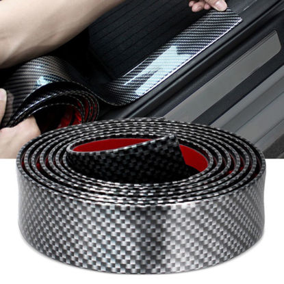 Picture of Car Protective Tape Universal 1M Universal Decorative Sticker - Size:One Size