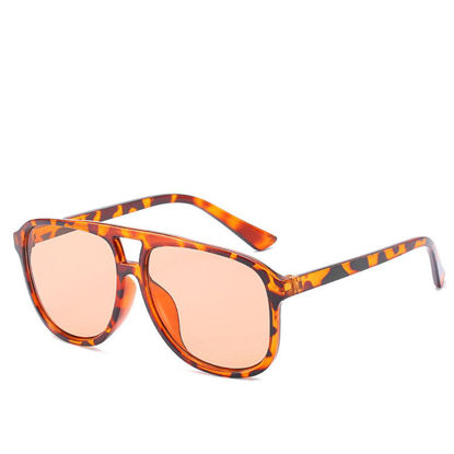 Picture of Men's Sunglasses Candy Color Polarized Wayfarer Glasses Accessory - Size:One Size