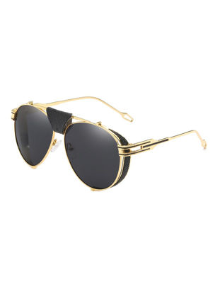 Picture of Men's Fashion Sunglasses Creative Design All Match Sunglasses Accessory - Size:One Size