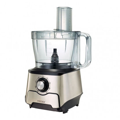 Picture of Modex Pro Multifunction Food Processor, 1000 Watt, Stainless Steel