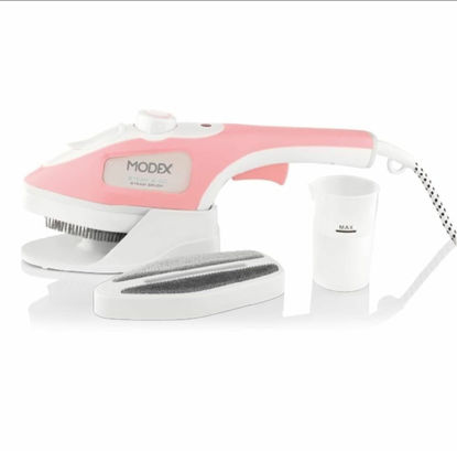 Picture of Modex steam iron with brush