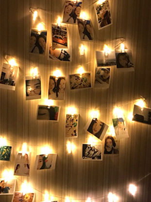 Picture of LED Lights Multipurpose Warm White Photo Wall Decorative Lights ابجوره ديكور