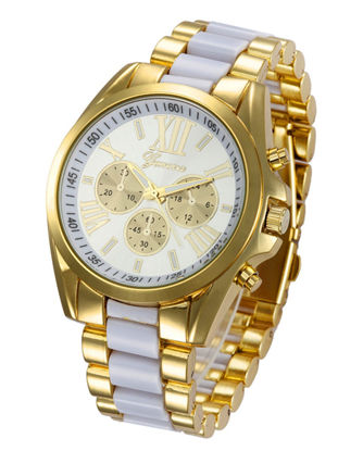 Picture of Men's Watch Fashion Stylish All Match Quartz Watch Accessory - Size: One Size