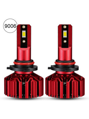 Picture of NOVSIGHT H1 H4 H7 H11 9005  9006 Car LED Headlight Bulbs Conversion Kit 10000LM 60W/set 6000K - Size: One Size