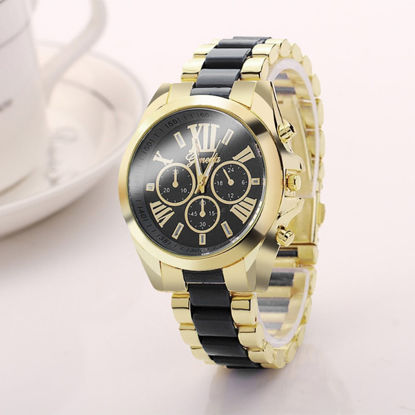 Picture of Men's Quartz Watch Sport Waterproof Wrist Watch - Size: One Size